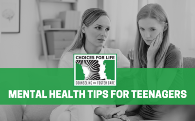 Mental Health Tips for Teenagers
