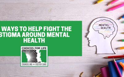 5 Ways to Help Fight the Stigma Around Mental Health